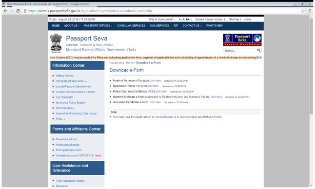 Explained How To Apply For Your Passport Exert Exhale